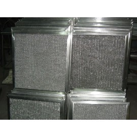 Filter Bank, stainless steel