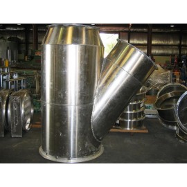Industrial Ductwork Fitting